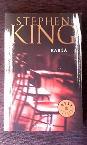 Rabia / Rage: King, Stephen