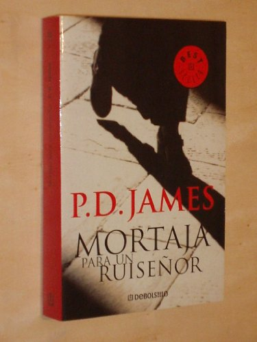 Mortaja Para Un Ruiseñor (8497596099) by P D James