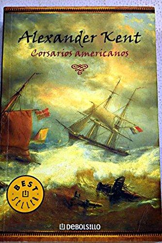 9788497596497: Corsarios Americanos (Bestseller (debolsillo))