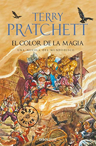 9788497596794: El Color de la Magia (Mundodisco 1) (BEST SELLER)