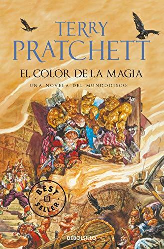 9788497596794: El color de la magia / The Colour of Magic (Discworld) (Spanish Edition)