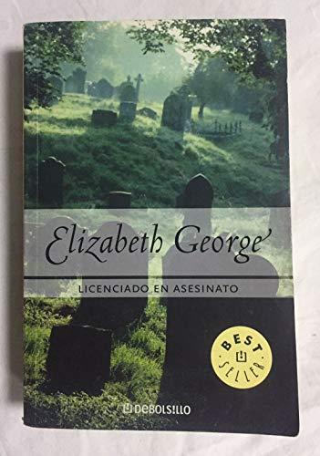 9788497597340: Licenciado en asesinato (Bestseller (debolsillo))