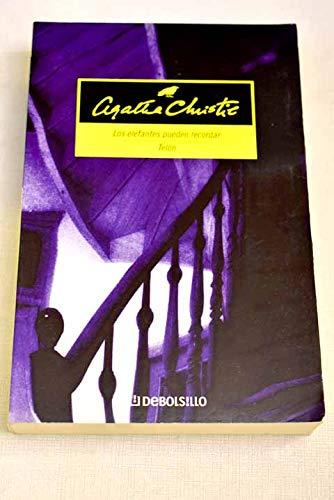 9788497597562: Elefantes pueden recordar, los / telon (Biblioteca Agatha Christie)