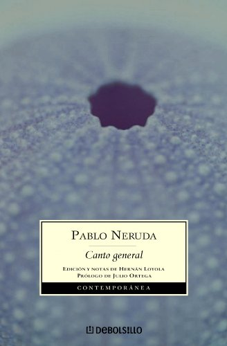 9788497598156: Canto General (Contempora)
