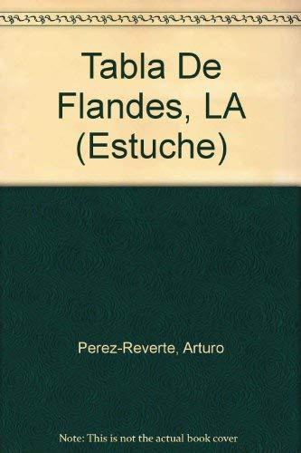 9788497598347: Tabla de flandes, la (lujo) (Debolsillo Lujo)