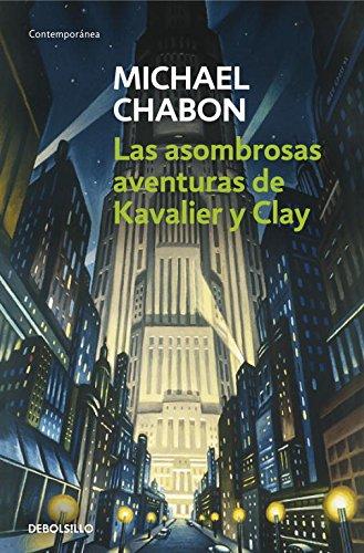 9788497598859: Las asombrosas aventuras de Kavalier y Clay (CONTEMPORANEA)