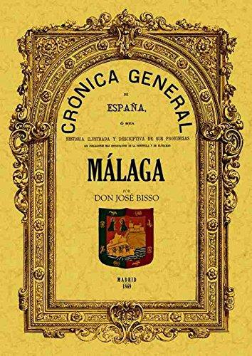 9788497610155: Crónica de la provincia de Málaga