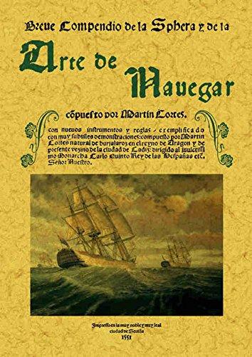 9788497610735: Arte de navegar. Breve compendio de la Sphera