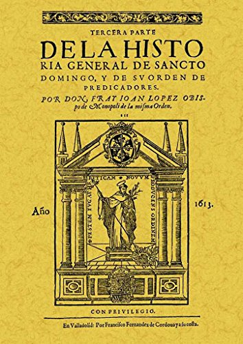 9788497610780: HISTORIA DE SANTO DOMINGO 3ªPARTE