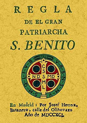 9788497611053: Regla Del Patriarca San Benito