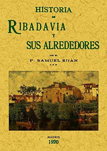 9788497611503: Historia de Ribadavia y Sus Alrededores