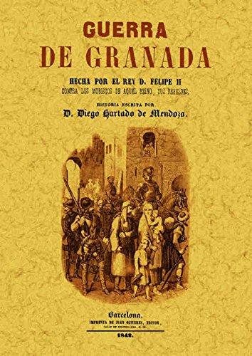 9788497611572: Guerra de Granada