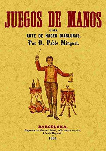 9788497611817: Juegos de manos. Edicion Facsimilar (Spanish Edition)