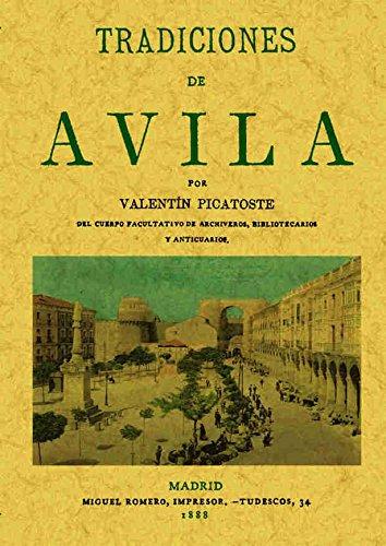 9788497612722: Tradiciones de Ávila