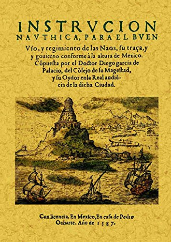 INSTRUCCIÓN NAUTICA PARA NAVEGAR: GARCIA DE PALACIO,