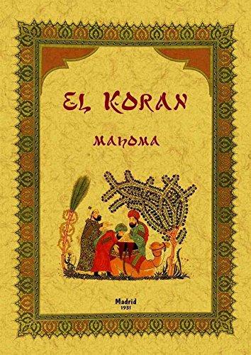 EL KORÁN: MAHOMA.