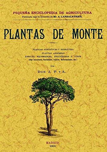 9788497614054: Plantas de monte. Edicion Facsimilar (Spanish Edition)