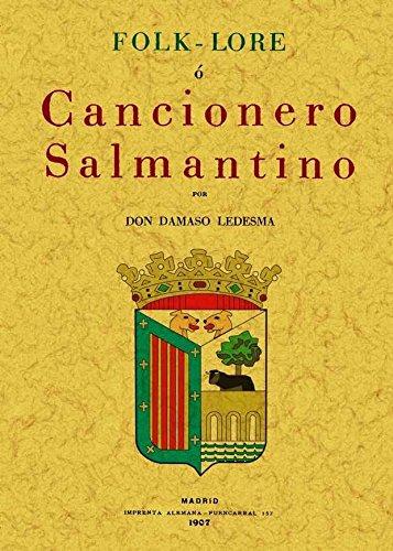 9788497614344: Folk-lore o Cancionero salmantino
