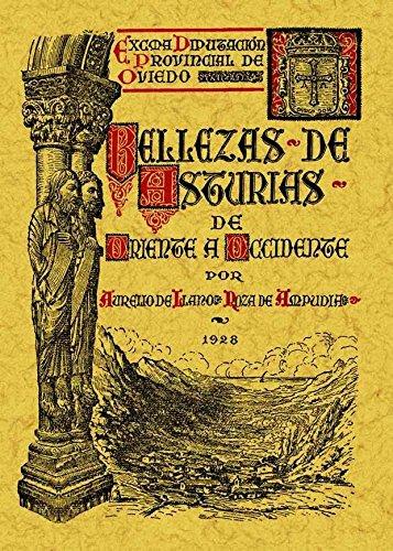 9788497614832: BELLEZAS DE ASTURIAS DE ORIENTE A OCCIDENTE