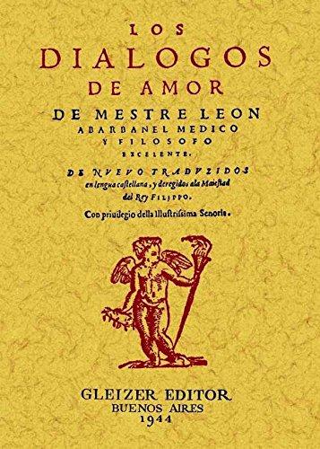 LOS DIALOGOS DE AMOR: LEÓN HEBREO