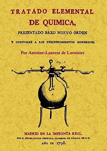9788497615518: Tratado elemental de quimica. Edicion Facsimilar (Spanish Edition)