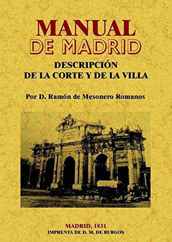9788497615549: Manual de Madrid