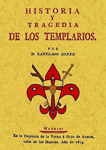 9788497615556: Historia y tragedia de los templarios