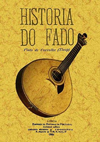 9788497615594: Historia do fado