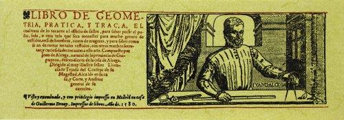 Libro de geometria, práctica y traça, el cual trata de lo tocante al officio del sastre (8497615670) by Juan de Alcega