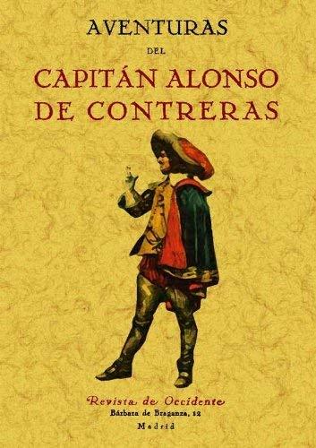 9788497615778: Aventuras del capitán Alonso de Contreras