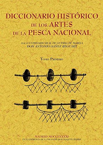 9788497616003: Diccionario histórico de los artes de la pesca nacional (Obra completa): Diccionario histórico de las artes de la pesca naciónal: 5