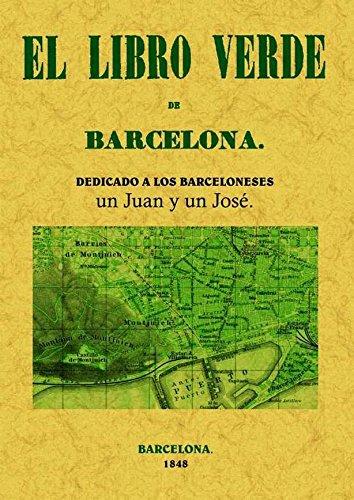 9788497616133: El Libro Verde de Barcelona