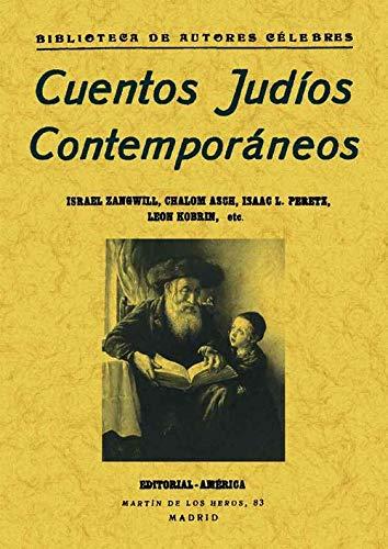 9788497616317: Cuentos Judíos Contemporaneos