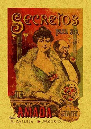 Secretos para ser amada. Edicion Facsimilar (Spanish: Staffe, Baronne