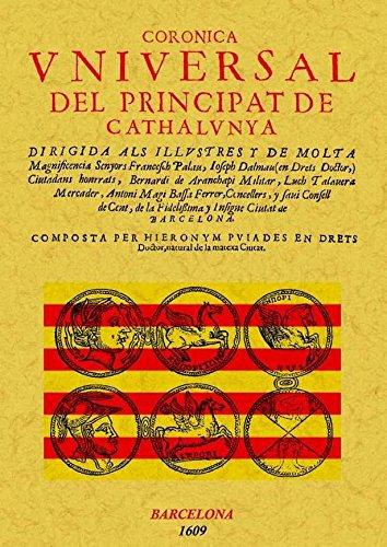 9788497616485: CORONICA VNIVERSAL DEL PRINCIPAT DE CATHALVNYA