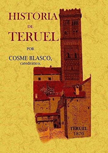 9788497617291: HISTORIA DE TERUEL
