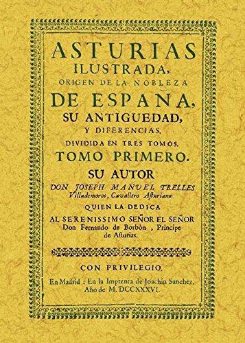 9788497617703: Asturias Ilustrada (2 tomos): 2T_Asturias Ilustrada