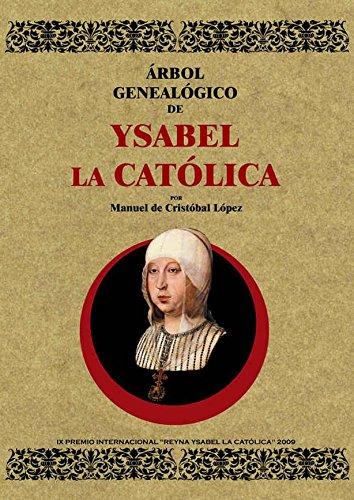 9788497618519: ARBOL GENEALOGICO DE ISABEL LA CATOLICA