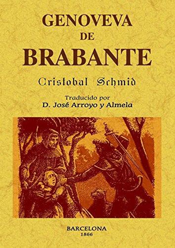 9788497618540: Genoveva de Brabante