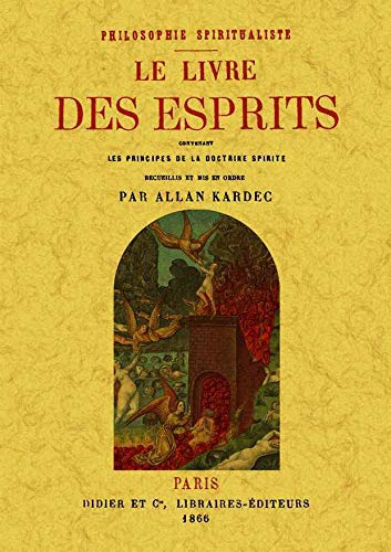 9788497619059: Le Livre des Esprits
