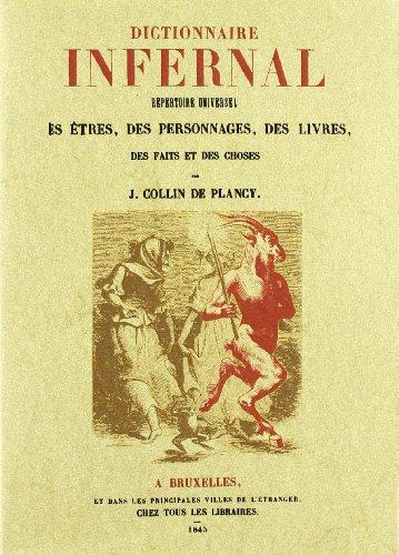 9788497619387: Dictionnaire Infernal