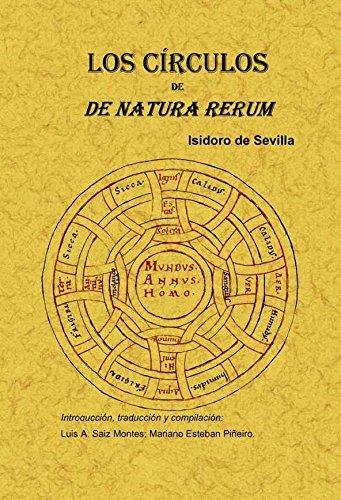 9788497619943: Los círculos de Natura Rerum