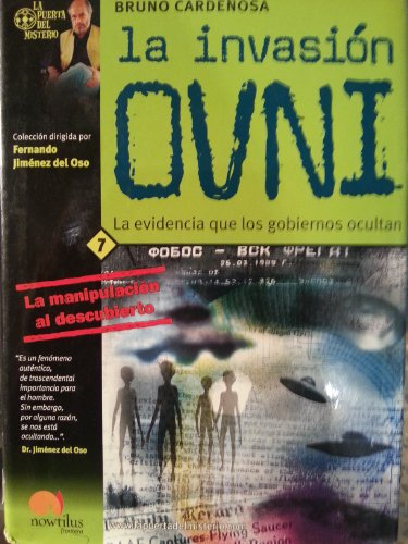 9788497630108: LA Invasion Ovni (The Door to Mystery) (Spanish Edition)