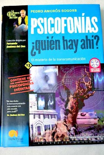 Psicofonias, Quien Hay Ahi (The Door to Mystery) (Spanish Edition): Amoros, Pedro