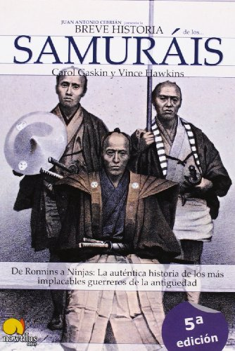 9788497631402: Breve Historia de Samurais
