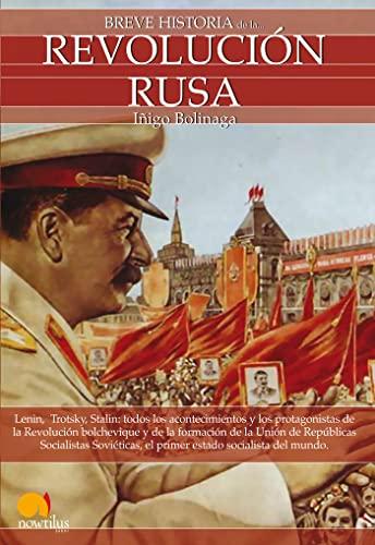 9788497632782: Breve historia de la Revolución rusa