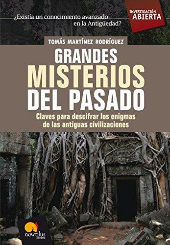 9788497633444: Grandes misterios del pasado