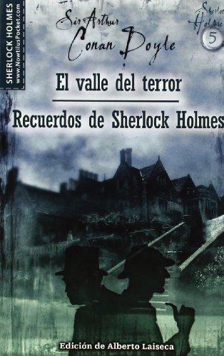 9788497635783: El valle del terror y Recuerdos de Sherlock Holmes (Spanish Edition)