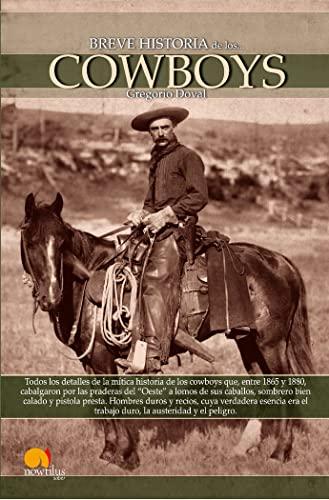 9788497635837: Breve historia de los cowboys