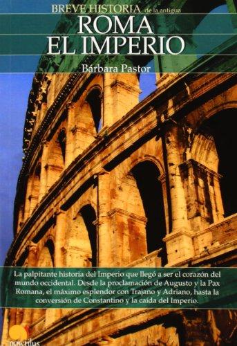 9788497636551: Breve historia de Roma II. El Imperio (Breve Historia Series) (Spanish Edition)